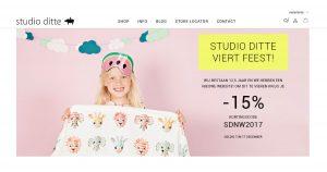 Studio Ditte webwinkel
