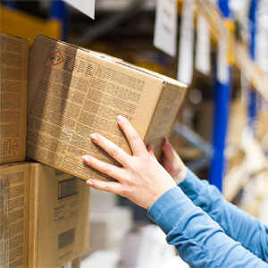 orderpicking fulfilment proces pick en pack